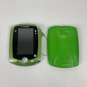 Leapfrog Leappad 2 Explorer Learning System Green Edition W/ Case 2-10 Yrs