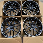 22 New Style Wheels Rims Fits For Mercedes Benz S63 W222 S Class 22x9 22x10