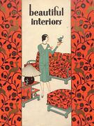 Beautiful Interiors And How To Achieve Them 1929 Jenney Edgar W.