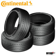 4 X New Continental Contipremiumcontact 6 275/40r21xl Tires