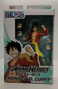 Bandai Anime Heroes One Piece Monkey D. Luffy Action Figure In Hand