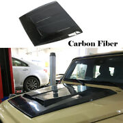For Benz G-class G550 G63amg 2019 Front Hood Cover Scoop Body Kit Carbon Fiber