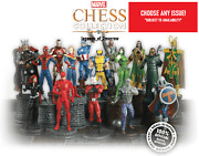 Eaglemoss Marvel Chess Collection - Models And Magazines And Specials - New