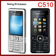 Sony Ericsson C510 3g Gsm Mobile Phone 3.2mp Camera Music Unlocked Cell Phone