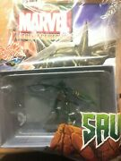 Eaglemoss Classic Marvel Figurine Collection Special Sauron - New And Sealed
