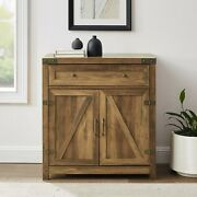 Buffet Cabinet Accent Storage Cabinet Rustic Farmhouse Sideboard Buffet Table