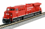 Kato 1768934 N Scale Es44ac Canadian Pacific Cp 8700 176-8934 New