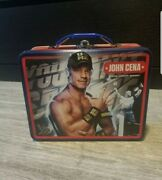 Lot Of Four 4 Tin Lunchboxes Wwe Finding Dory Tmnt Disney