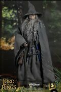 1/6 Asmus Toys Crw001 The Lord Of The Rings Gandalf 2.0 Male Figure Collectible