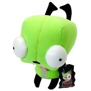 Rare Vintage Invader Zim 2002 Dog Gir 11 Plush Toy Doll New With Tags