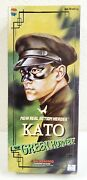 New Real Action Heroes Green Hornet Kato 30cm Medicom Toy Figure Kato From Japan