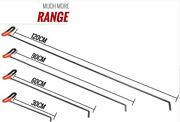 Brace Swords Set Tools For Pdr Paintless Dent Repair Auto Body Rod 51 Inches