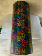 Huge Large Roll Of Gift Wrapping Paper From An Old Time Business 113lbs