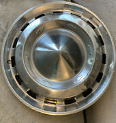 Vintage 1956 Chevy Belair Nomad 15 Hubcap Wheel Cover