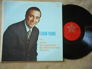 Faron Young Faron Young Sings Lp Private Label Very Rare