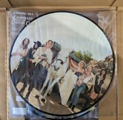 Lana Del Rey Chemtrails Over The Country Club Picture Disc Spotify Color Vinyl