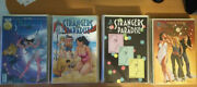 Strangers In Paradise 1-90 3rd Collection 10 Signed Books 3 Official T-shirts