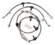 Russell 684600 Street Legal Brake Line Assembly Fits 92-95 Civic