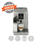 Deand039longhi Magnifica S Fully Automatic Espresso And Cappuccino Machine With Latte