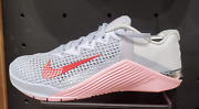 Womenand039s Nike Metcon 6 Training Shoe - Football Grey/arctic Punch At3160-001
