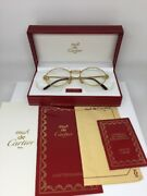 New Vintage Saint Honore Limited Series Eyeglasses With Sapphire 49-18mm