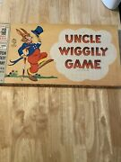 Vintage Uncle Wiggly Board Game 1954 Milton Bradley Howard And Garis 66 Yr Old