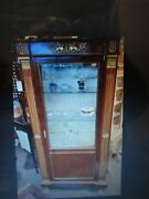 Elegant Vintage Neo Classical Vitrine/curio Cabinet Free Shipping