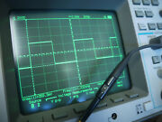Hewlett Packard 54603b 60mhz Storage Oscilloscope With 54651a Rs-232 Interface