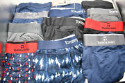 Tommy John Second Skin Relax Fit Boxer - Choose Size And Color New Without Tags