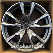 22 Concave Graystyle Wheels Rims Fit 2019+ Bmw G05 X5 2020+ G06 X6 755 Set Of 4