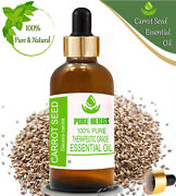 Carrot Seed 100 Pure And Natural Undiluted Uncut Daucus Carota Essential Oil