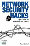 Network Security Hacks Tips And Tools For Protecting Your Privacy Paperback ...