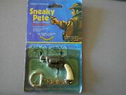 Vtg. Action Squad Sneaky Pete Key Chain Solid Die Cast Metal Collectible