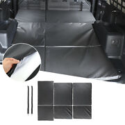 6x Portable Mattress Sleeping Pad Cushion For Toyota 4runner 2014-2019 Leather