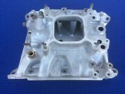 Rare No. 1 Kenne Bell Buick 231 V6 Intake Manifold Number 1 Jeep