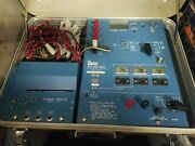 Fisher Pierce Polyphase Circuit Analyzer 1144a-04rn W/cables And Printer At2123-1
