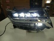 Four Projector Lens Led Front Lamps For Ty Alphard Mpv Led Headlights Lights Ld