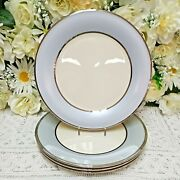 ❤ Lenox Blue Frost Dinner Plate 10 3/4 Inches