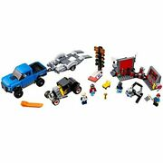 Lego Speed Champions Ford F-150raptor And Model A Hot Rod 75875