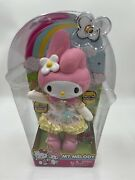 Hello Kitty My Melody Doll Poseable Collector Rare Sanrio New