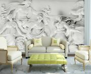3d Religious Carving 14 Jesus Religion God Wall Paper Wall Print Decal Mural Fay