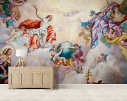 3d Religious Style 6296 Jesus Religion God Wall Paper Wall Print Decal Mural Fay