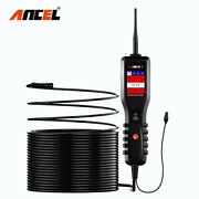 Powerscan 12v Auto Car Circuit Tester Electrical System Diagnostic Tool