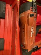 Hilti X-120me Gm40 Fully Automatic Gas-actuated Fastening Gun