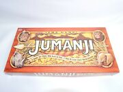 Vintage 1995 Original Jumanji Action Board Game Complete In Great Condition.