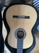 Ryoji Matsuoka Classical Guitar Mh-300 Extremely Rare Finest Model Hauser Style