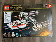 Lego 75249 Star Wars Resistance Y-wing Starfighter New And Sealed