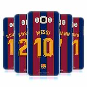 Official Fc Barcelona 2020/21 Players Home Kit Group 1 Case For Samsung Phones 3