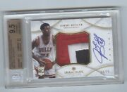 2012 Immaculate Bgs 9.5/10 Jimmy Butler Auto Rc /75 Rpa 3 Color Patch True Gem
