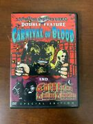 Carnival Of Blood/curse Of The Headless Horseman Dvd 2002 Something Weird